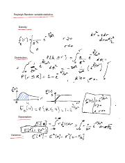 Rayleigh Random Variable statistics.pdf