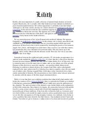 Lilith - Compiled Works.pdf