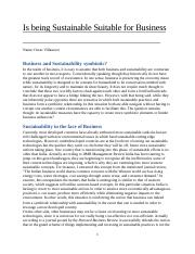 Sustainbility's Role in Business.docx