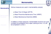 Class 08- Introduction to Maintainability