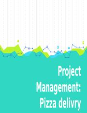 ProjectManagment - Group 5 - PPT