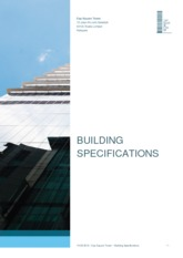 CST-BuildingSpecifications