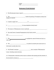 Renaissance Worksheet.doc