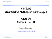 PSY2106 14 F14 (ANOVA part II)