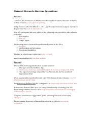Natural Hazards Review Questions.docx