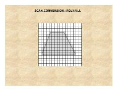 scan conversion (Polygon Fill).pdf