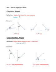 Special_Angle_Pairs