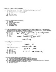 Chem31LExam_1Key(F'2011