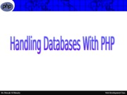 07 PHP Database Management.ppt
