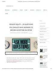 Private Equity - 29 questions you should ask before accepting an offer.pdf