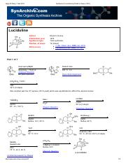 Synthesis of Luciduline by David A.pdf