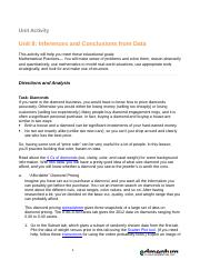 Unit8_Inferences and Conclusions from Data_UAreplace.doc