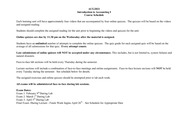 Course Outline - Spring 2012 - Updated 12-14-11-1