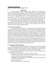 Clearing_up_Clearing_Issues_by_Terrence_Martell_USE.doc
