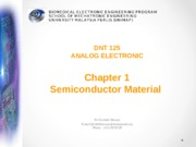 Chapter_1_Semiconductor Materials