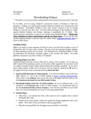 06-DownloadingEclipse