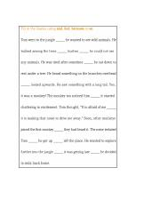 worksheet 8 (Conjunction-2)