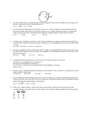 10 Gravity, Projectile Motion, Circular Motion Review.pdf