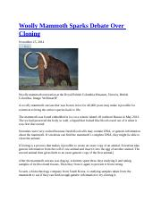 article_woolly_mammoth_sparks_debate_over_cloning