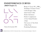 W14 MIC 05 Indifference Curves
