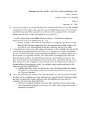 the epic of son jara study guide