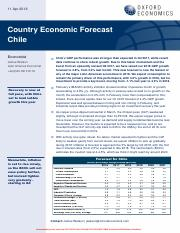 Country Economic Forecasts - Chile[1].pdf