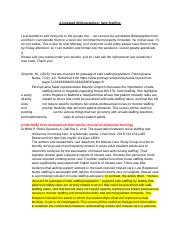 Annotated Bibliographies_ Safe Staffing3.docx