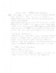 RUS 133 Notes on Post-Soviet Conditions099