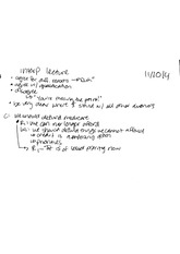 Notes 11/10 interp lecture