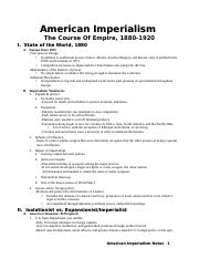 american_imperialism_course_of_empire_notes