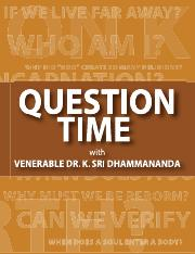 Question Time I