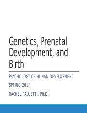 Genetics and Prenatal Development (with blanks).pptx