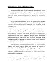 56649876 Kesinambungan Pemerintahan Kerajaan Melayu Melaka Dalam Sistem Ran Masa Kini Pdf Sistem Pemerintahan Zaman Kesultanan Melayu Melaka Sistem Course Hero