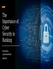 The Importance of Cyber Security in Banking.pptx