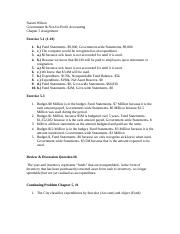 Naomi Wilson Chapter 5 Assignment-Govt & Not-for-Profit Accounting.doc