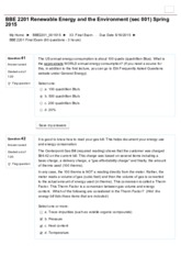 BBE 2201 Final Exam (60 questions - 3 hours)10