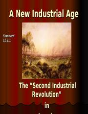 11.2 Pres 5 A New Industrial Age-2.ppt