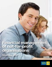 financial_management_of_not-for-profits