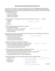 Exam 2 Study Questions 51-100
