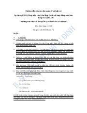 Applying CISG - Guide for Managers and Counsel (VN).doc