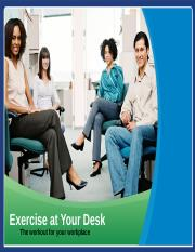 exercising-at-your-desk