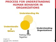OLS 252 Chapter 14 - Typical [Organizational] Structures