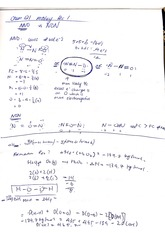 CHEM 121 Fall 2014 Bond Order Lecture Notes