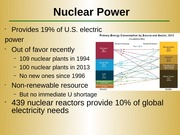 Lecture 20 - Nuclear Power