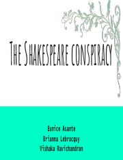 The Shakespeare Conspiarcy.pdf