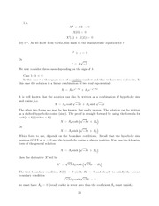 Differential Equations Lecture Work Solutions 23