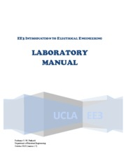EE3 Laboratory Manual V1.7b