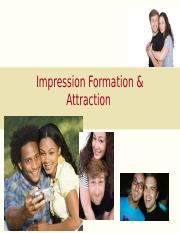 L5+Impression+FormationAttraction+class