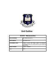 Unit Outline ECO101 (B1 T1 2017) (1)
