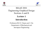 MAAE 2001 - Lecture 1 - Introduction